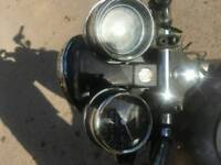 Spares or field bike