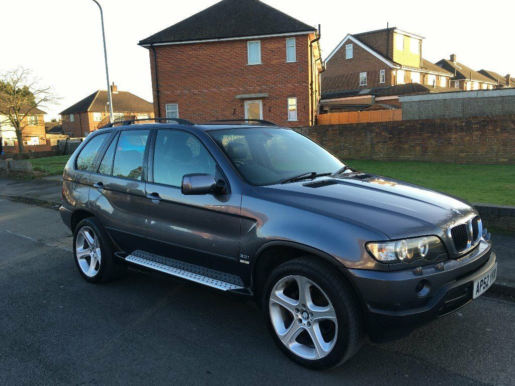 BMW X SPORT AUTO GREY CLEAN CAR CHEAP AT THIS PRICE In - 2002 bmw price