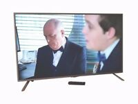 "LG 50"" LED TV 1080P FULL HD TV / USB, HDMI, LAN PORT, BUILT IN SATELLITE"