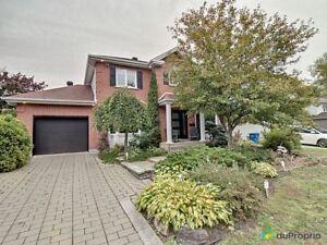 585 000$ - Maison 2 étages à vendre à St-Bruno-De-Montarville