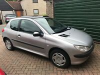 FOR SALE OR SWAP PEUGEOT 206 DIESEL