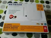 NetGear DG834G 54 Mbps Wireless Modem router