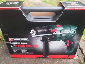 Parkside Hammer Drill PSBM 500 C4