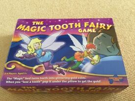 Drummond Park The Magic Tooth Fairy Game