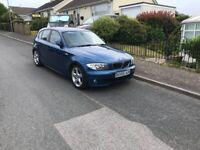 BMW, 1 SERIES, Hatchback, 2005, Manual, 2996 (cc), 5 doors