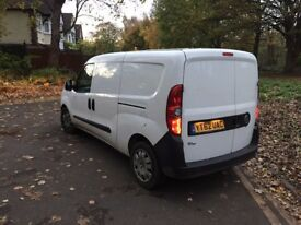 Fiat Doblo Maxi 1.3 JTD 62REG White Van