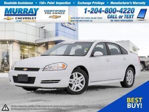 2011 Chevrolet Impala LT *Bluetooth, Remote Start, OnStar*