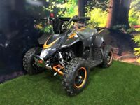 49cc Hi-Per SX-49 QUAD BIKE FOR KIDS **SCOTQUADS** **RESTRICABLE THROTTLE** **ELECTRIC START**