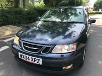 2004 Saab ARC 150 BHP - PETROL - 1 FORMER OWNER - 75K MILES ONLY - hip clear - FULL LEATHER