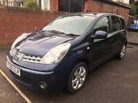 Automatic 2008 Nissan Note 1.6 Tekna - Full Main Dealer Service History- 1 Previous Owner -Bluetooth