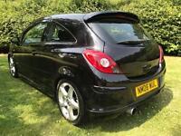 Vauxhall corsa 1.6 turbo SRI **P/X WELCOME**
