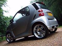 FoR SaLe – 2009 (59plate) SMART (451) BRABUS Xclusive 1.0 Turbo - £5k oNo