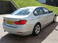 BMW 3 SERIES 2.0 320D EFFICIENTDYNAMICS 4d AUTO 161 BHP + SERVICE RECORD + BLUETOOTH