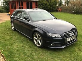 *REDUCED* Audi A4 Avant 2.0 TDI S-line 2011 edition | Beautiful Blue | Exceptional Condition