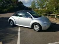 Vw beetle convertible in excellent condition
