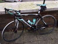 Bianchi via Nirone 7 105 Road Bike (2011)