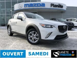 2018 Mazda CX-3 2WD GS AUTO AIR MAGS CRUISE