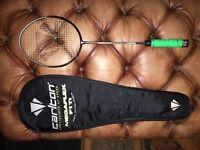 Carlton MegaFlex F1 Ti badminton racquet