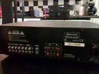 Sherwood amplifier