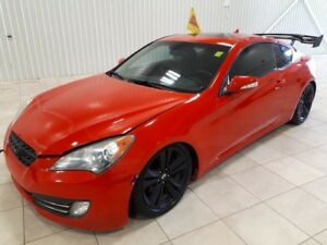 2010 Hyundai Genesis Coupe 3.8 *CUIR, MAGS, BLUETOOTH, TOIT*