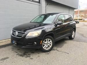 2011 Volkswagen Tiguan 2.0 TSI Trendline! 4MOTION! Local! No Acc