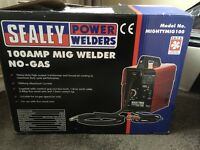 Sealey welder, brand new in box, never used