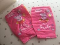 Zoggs peppa pig arm bands swimming
