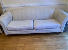 Gorgeous 3 seater Laura Ashley sofa