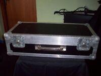 Keyboard Flight Case by Swan Flightcases