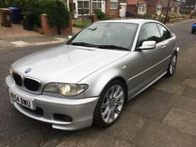 BMW 330cd AUTO nav, leather Bluetooth FSH only 3 prev owners PX/swap