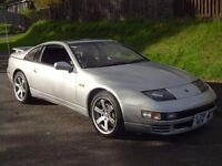 NISSAN 300ZX FAIRLADY TWIN TURBO MANUAL 1 OWNER FRESH IMPORT SWB 2 SEATER RARE