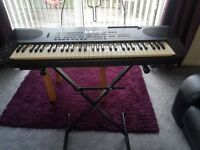 Korg i5s interactive music workstation with stand £80