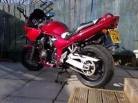 For sale suzuki gsf bandit 1200s 2001