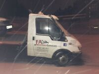 FA Recovery Services Ltd Local and Nationwide coverage