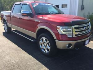 2014 Ford F-150 Lariat|NAVIGATION|MOONROOF|TOW PACKAGE|