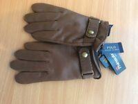 Leather Gloves Polo Ralph Lauren