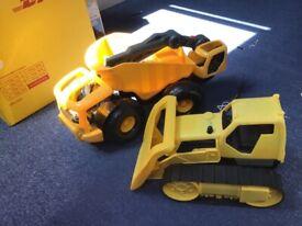 Toy Dumper truck
