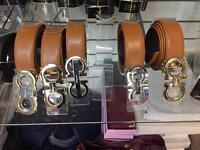 Branded Mens Belts
