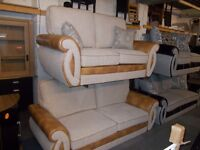 Brand new kiran 3+2 seater sofas (manchester free delivery)