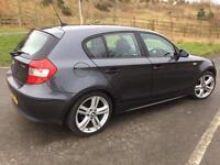 BMW 1-Series FULL MOT