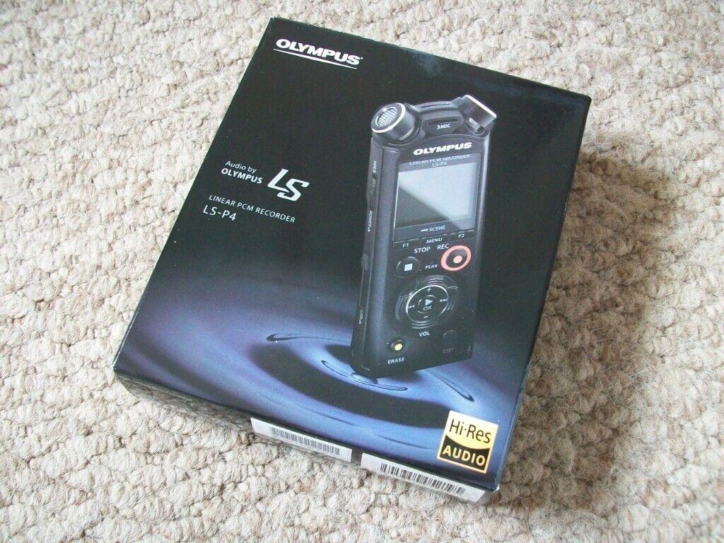 Olympus LS-P4 Audio Recorder | in Buckingham, Buckinghamshire | Gumtree
