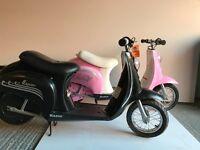 Razor Pocket Mod electric kids bike scooter