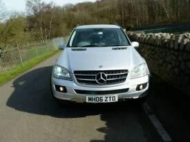 Mercedes ML 320CDI W164 2006 cheaper tax