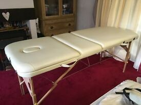 As new FOLDING MASSAGE THERAPY ......BENCH .......