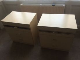 Super sweet sets of drawers for sale for only £20! Get in quick cause these baby's have to go!