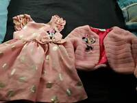 Minnie Mouse outfit age 4