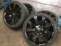 Range Rover 22 inch wheels for sale