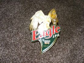 Eagle Indian Pale Ale Bar Pump Clip.