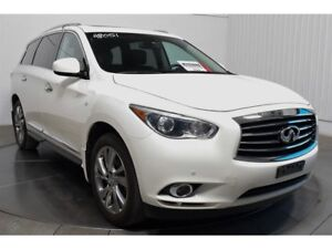 2014 Infiniti QX60 TECH PACK AWD  TOIT MAGS 20P NAV TV/DVD
