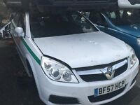 VAUXHALL VECTRA EXCLUSIV CDTI 120 2007- FOR PARTS ONLY